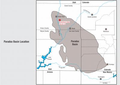 Parodox Bason Map