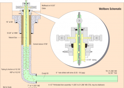 Wellbore Schematic